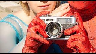Spider-Man's Camera     ( Top Spidey Gadgets )