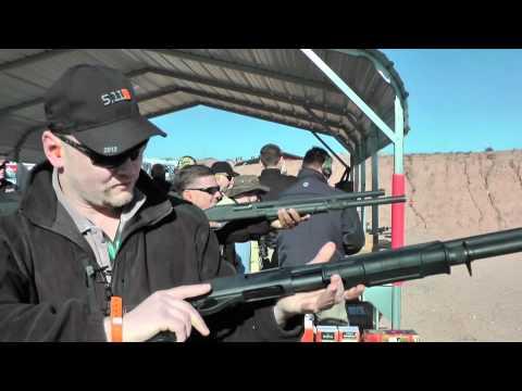 Blackhawk Knoxx SpecOps Gen II Adjustable Shotgun Stock