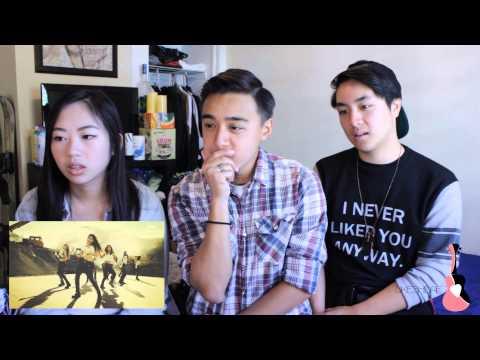 GIRLS' GENERATION (少女時代) - Catch Me If You Can (Jap+Kor Ver.) (Reaction Video Ft. PARANG)