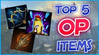 Top 5 Most OP Items in Smite History