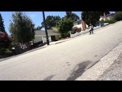 Longboarding: Brian Shredding [HD]