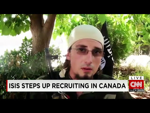 New ISIS video aims to recruit Canadians