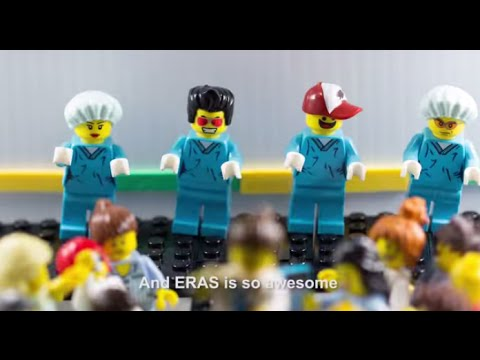 LEGO Surgery - Enhanced Recovery After Surgery (ERAS is Awesome)
