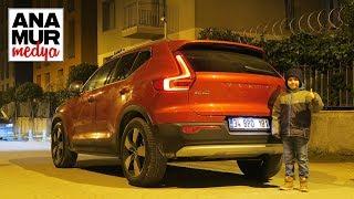Volvo XC40 2018 Gece Baba Oğul Test