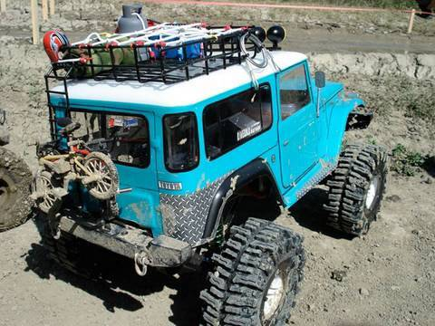 RC ADVENTURES - SCALE RC TRUCKS #10 EVENT #1 -