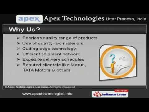 Automobile Service Station Equipment by Apex Technologies, Lucknow[Lucknow], Uttar Pradesh