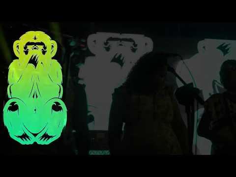 אפרוקאי  - מתוך המופע אתני אלקטרוניק במועדון פורום ישראל של היוצר והמפיק צפריר יפרח