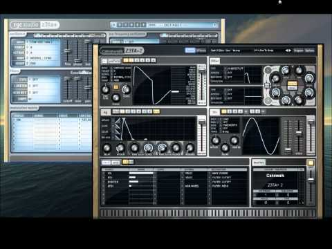 Для открытия проектов требуется ableton live 913, а также синтезаторы z3ta+2, spire