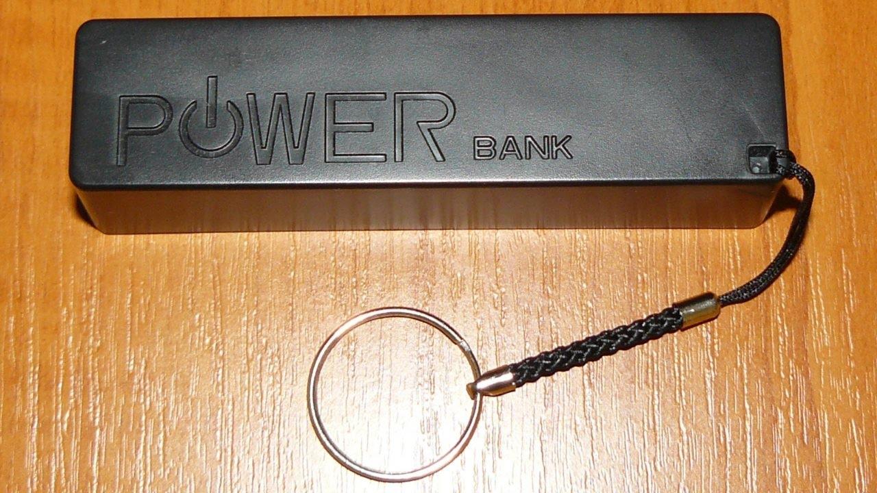 Как сделать корпус на power bank
