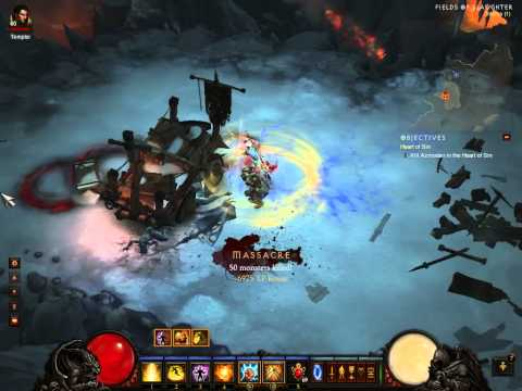 MP1 Inferno Diablo 3 Monk Tempest Rush Build.