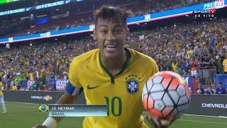 Neymar vs USA (Away) 15-16 HD 720p (08/09/2015)