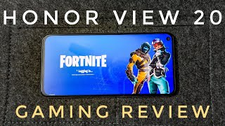 Honor View 20 Gaming Review with PUBG Mobile, Fortnite and Asphalt 9