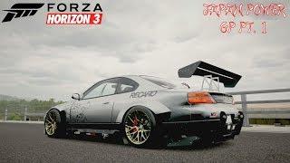 Forza Horizon 3 - Japan Power GP Pt. 1