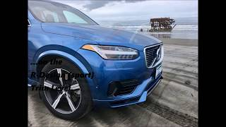 2018 Volvo XC90 Beach Drive - Fort Stevens State Park