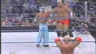 Rey Mysterio vs Billy Gunn 05/09/2002