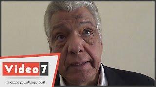 بالفيديو..أحمد عبد الوارث :أسعى لتحقيق فكرة تعيين مليون شاب فى يوم واحد