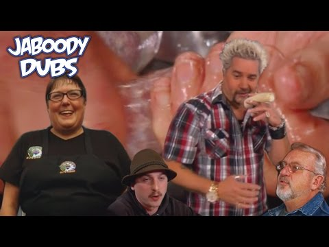 Guy Fieri Dub: Slippery Sausage and The Cannoli Trolly