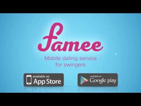 Famee - mobile dating and travel service for swingers