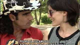 Pedro El Escamoso, Entrevista, Parte 2 – Versus 2001