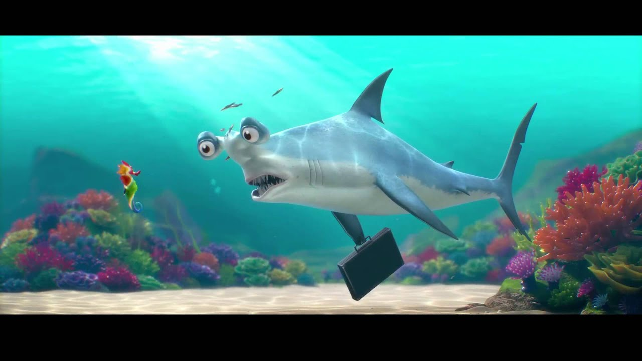 Mango le requin marteau youtube - Dessiner un requin blanc ...