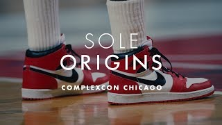 PJ Tucker and Marcus Jordan Talk the History of Air Jordans | Sole Origins