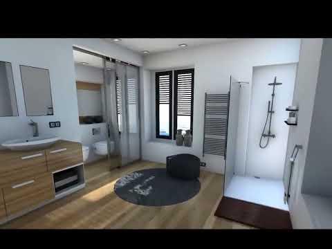 Diseño interior: Loft minimalista