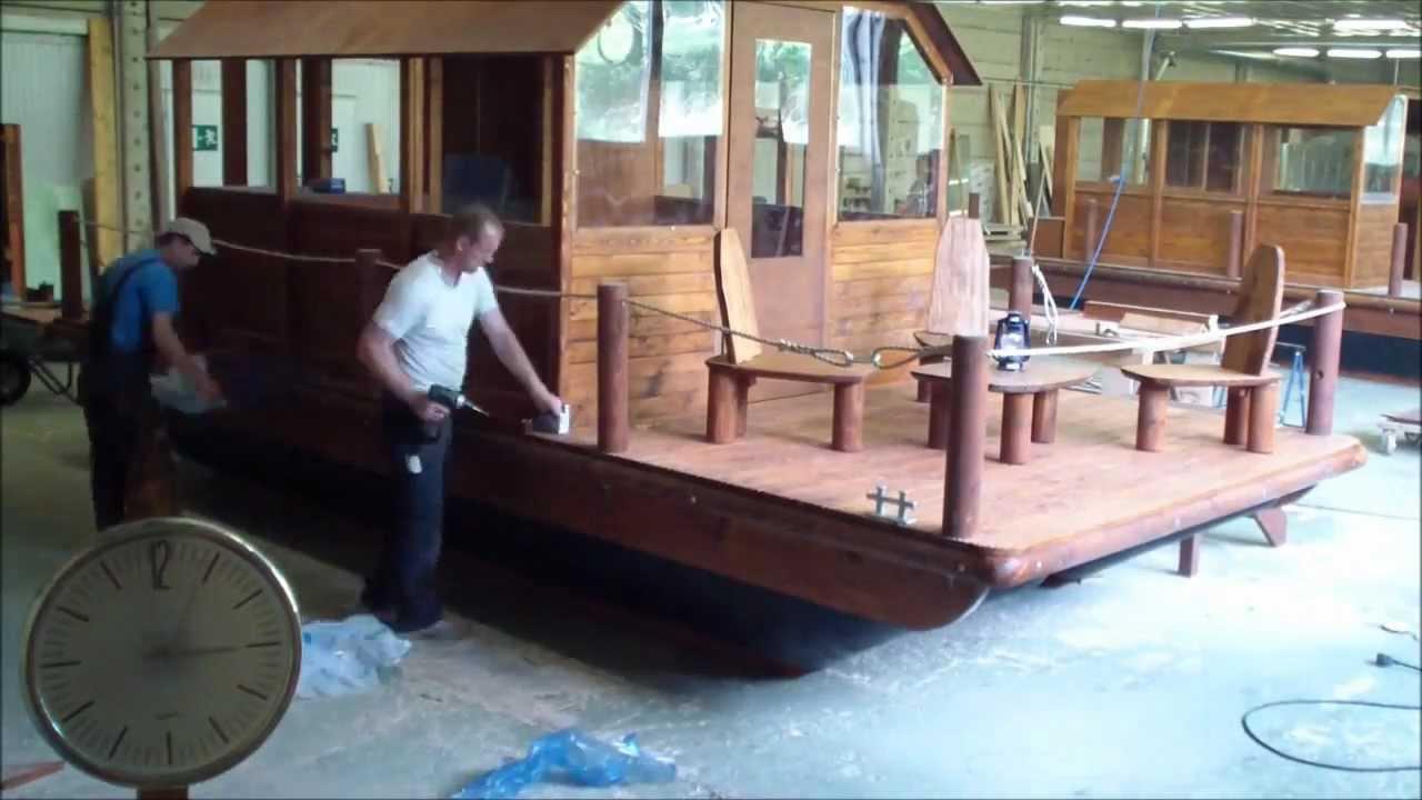 3 ninjas bauen flo in 2 minuten boot hausboot bauen. Black Bedroom Furniture Sets. Home Design Ideas