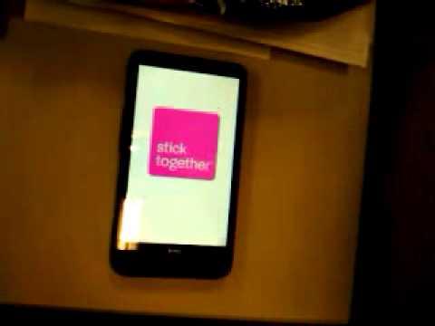 HTC HD2 Problem #1