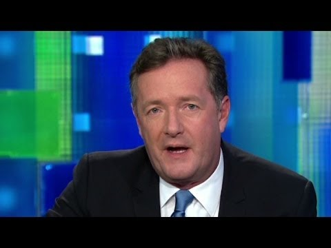 Piers Morgan says goodbye