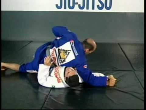 Gordo Half Guard Sweep Image 1