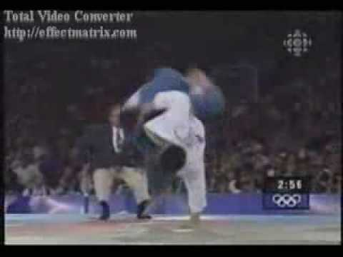 Ippon has been Called by the Referee; The Best of Judo Throws World Level Image 1