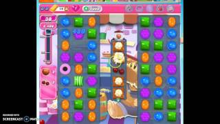 Candy Crush Level 1322 help w/audio tips, hints, tricks
