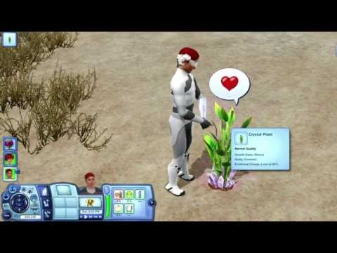 The Sims 3 Into The Future Gameplay - The Wasteland