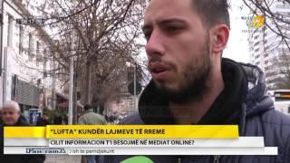 Wake Up, 18 Janar 2017, Pjesa 3 - Top Channel Albania - Entertainment Show