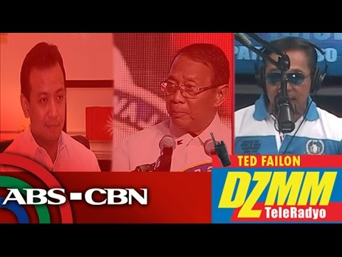 KBP prepares for Binay-Trillanes debate