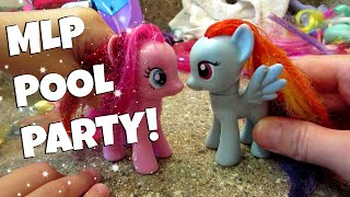 MY LITTLE PONY POOL PARTY! | Ep. 6