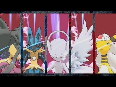 hqdefault jpgMega Evolution Pokemon X And Y
