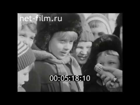 1985г.  Любимый кинотеатр Мир. Чебоксары