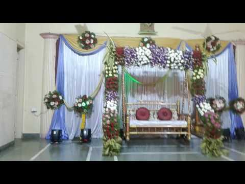 Dohale jevan decoration videolike for Baby palna decoration
