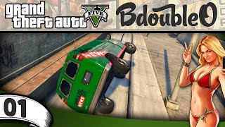 GTA 5 Online :: EASY MONEY! Part 1 [Grand Theft Auto V PC Gameplay]