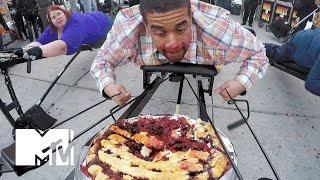 Broke A$$ Game Show | 'Pie-Lattes' Official Clip | MTV