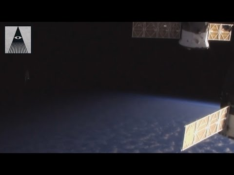 TOP 4 ufo's gezien bij het International Space Station.