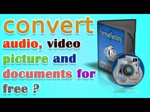 all in one converter ! video converter for pc ! audio converter ! picture converter !! Techzinfo !!