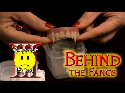 Vampirism Bites BTS: Behind the Fangs
