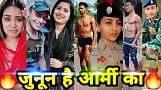 🇮🇳Indian Army Tayari TikTok Video | Best Motivational Song  #Indian #Army #BSF #CRPF #NCC  #TikTok 🔥