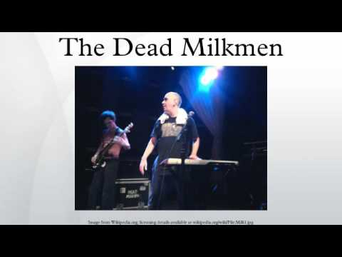 Dead Milkmen - (Unlisted) If I Had A Gun
