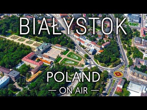 Zielony Białystok Z Lotu Ptaka! | POLAND ON AIR
