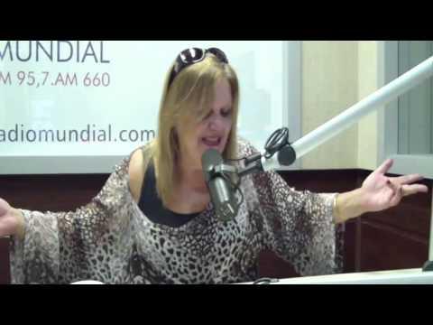 Brasil Cigano,Cigana Shirley de Azevedo,Radio Mundial,11-03-2015