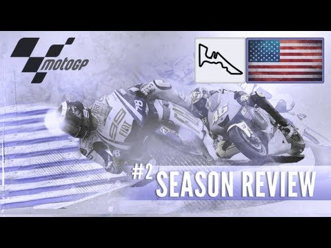 MotoGP 10/11 [2013 Season Review] - R2, Austin: Marc Marquez Rewrites History!