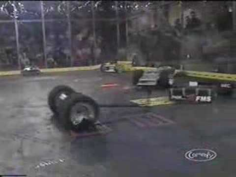 Battlebots Season 2.0 - Heavyweight Rumble